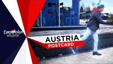 Postcard Of Austria Eurovision 2021 Fcn3Esu6Xfe Image