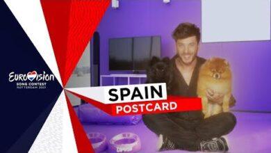 Postcard Of Spain Eurovision 2021 9Obkohp5V0 Image