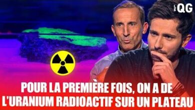 Pour La Premiere Fois On A De Luranium Radioactif Sur Un Plateau 8 Sh3C Nyhm Image