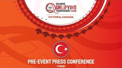 Pre Event Press Conference Turkey Fiba Olympic Qualifying Tournament 2020 9Kllqhya7Ys Image