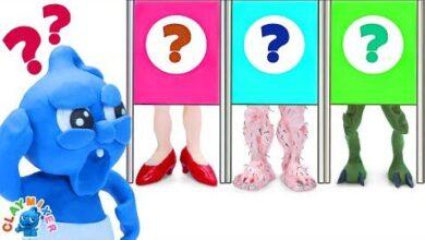 Qui Est La Mere De Blue Blue Se Rend Au Vestiaire Pour Retrouver Sa Mere Clay Mixer Francais Zpgtww228Ue Image