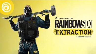 Rainbow Six Extraction Operator Showcase Sledge Mw2Bbciyl0G Image