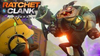 Ratchet And Clank Rift Apart Gameplay Deutsch 05 Fremder Planet Iomcnfbee9M Image