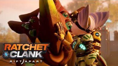 Ratchet And Clank Rift Apart Gameplay Deutsch 26 Krieg In Der Luft Zjiu1Iunad8 Image