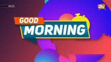 Reagissez En Direct Dans Good Morning Avec Pape Sidy Fall Mardi 1Er Juin 2021 Cu Kdrh7Dgw Image