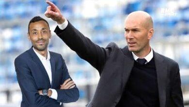 Real Madrid Une Erreur Monumentale Davoir Perdu Zidane Tance Kevin Diaz Jeomxtrcjv4 Image