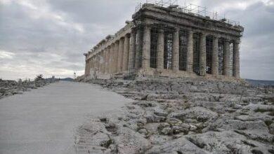 Restauro Da Acropole De Atenas Gera Polemica Dxddxboeyxm Image
