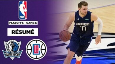 Resume Vf Nba Playoffs Doncic Remet Les Clippers Dans La Sauce Gqtz5Tcddwc Image