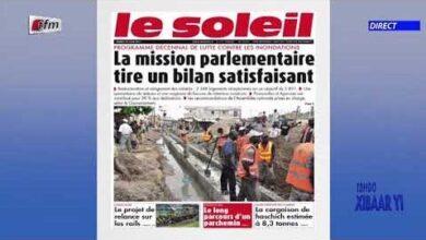 Revue De Presse De Ce 29 Juin 2021 Avec Mamadou Mouhamed Ndiaye Dpy0Sfp5Tfc Image