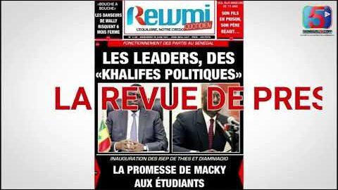 Revue De Presse Du Jour Zl67Piaczic Image