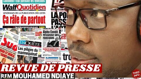 Revue De Presse Rfm Mouhamed Ndiaye Journal 30 06 2021Mp4 6Clgfbbrymq Image