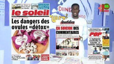 Revue Des Titres Du Vendredi 11 Juin 2021 98Jju551Yjq Image