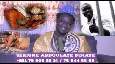 S Abdoulay Ndiaye Kou Bagne Sa Dieukeur Di Dokhane Massi Gaw Ak Kou Doug Si Kasso Done Serigne E7Qbx66Cj0I Image
