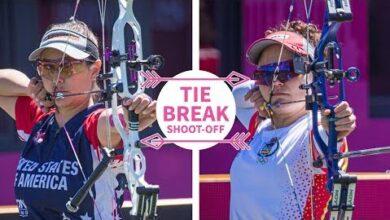 Shoot Off For Spot In Lausanne Final Fivics Tiebreak Q9Co2 Nrivu Image