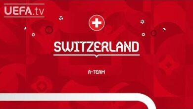 Sommer Itten Petkovic Switzerland Meet The Team Euro 2020 4Kpe63Ryovs Image