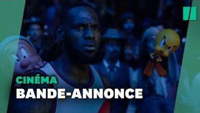 Space Jam 2 Lebron James Face Au Match De Sa Vie Dans La Nouvelle Bande Annonce Fxfshd1Yw A Image