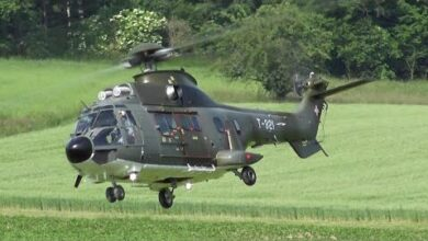 Super Puma As332 Rc Scale High Detailed Fuselage By Michael Tschiemer Switzerland Caageyohneo Image