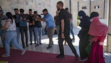 Syrie Quatre Neerlandais Proches Du Groupe Etat Islamique Remis Aux Pays Bas Ib9Jrdi7Wqa Image