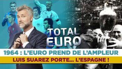 Total Euro 1964 Luis Suarez Porte Lespagne Htmudph1Hti Image