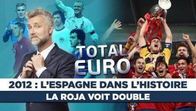 Total Euro 2012 Le Double Historique De Lespagne Mcnbkx Loae Image