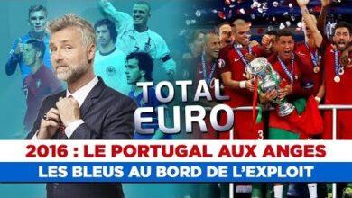 Total Euro 2016 Le Portugal Aux Anges La France Au Bord De Lexploit Rrw6Ptmxil4 Image