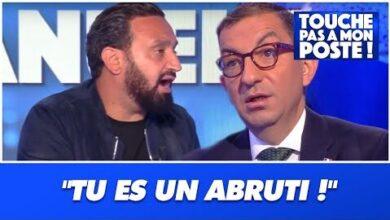 Tu Es Un Abruti Cyril Hanouna Tres Remonte Face A Jean Messiha 3Mfifybem G Image