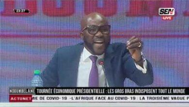 Un Debat Tres Agite Entre Cheikh S Diop Et Biram Faye Vous Passez A Cote G80Qnn0K1Wk Image