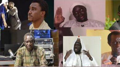 Urgent Cheikh Lamine Drame Tres Remonte Ils Mont Propose Des Millions Pour Marabouter Waly Seck 6Y8 G9O4Ue Image