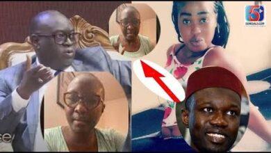 Urgent Reponse De Binta Goudiaby A Maitre El Hadji Dioufaffaire Rebelleadji Sarr Sonko Y1Fcepzruve Image
