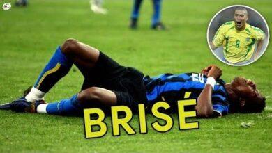 Voici Comment La Carriere De Mohamed Kallon Le Ronaldo Africain Sest Brisee 9M5Dawhlvws Image