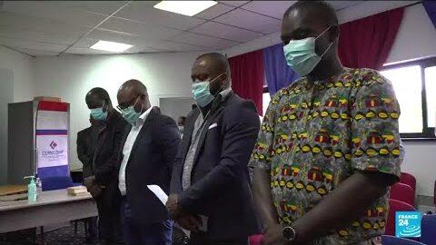 A Paris La Diaspora Haitienne Unie Face A Lescalade De La Violence En Haiti O France 24