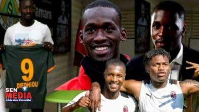 Abdallah Sima Vers La Ligue Des Champions Fode Ballo Veut Suivre Les Pas De Theo Hernandez S Camar Vdjpyxjfxke Image