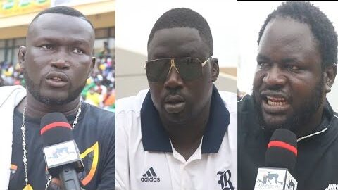 Abdou Diouf Vs Gris 2 Les Deux Camps Tres Confiants