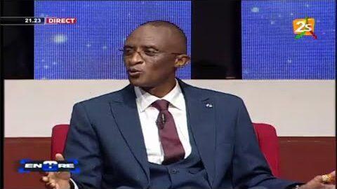Abdoulaye Saydou Sow Dans Entre Deux Avec Babacar Dione Et Momar Diongue Mer 14 Juillet 2021 Vk94Pkvwi10 Image