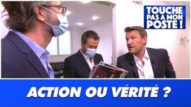 Action Ou Verite Avec Nicolas Pernikoff Bernard Montiel Et Benjamin Castaldi S8Rfq2U Qqq Image