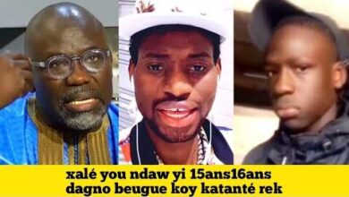 Adamo Clash Cheikh Yerim Seck Pour Le Cas Du Viol De Son Fils Xale Yi Gno Tela Beugue Fowou Tate Hhvqlsweoie Image
