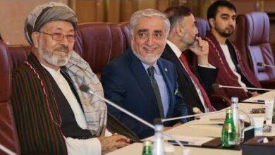 Afghanistan Des Discussions A Doha Entre Taliban Et Gouvernement Malgre Les Combats Nhru7Wsyxy4 Image