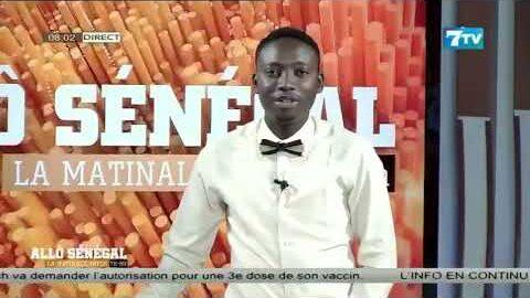 Allo Senegal La Matinale Infos Du Lundi 12 Juillet 2021 Votre Page Dinformation 9Iqcg6Zecfk Image