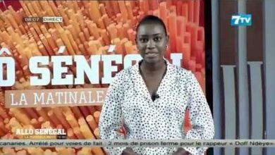 Allo Senegal La Matinale Infos Du Lundi 26 Juillet 2021 Votre Page Dinformation Tuscyqy5Xly Image