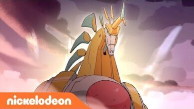 Annie Pony Mechante Poule Nickelodeon France Jwfcg0Ayy7M Image
