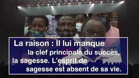 Annonce De Lenseignement Biblique Du 14 Juillet 2021 I Pasteur Mamadou Karambiri
