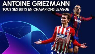 Antoine Griezmann Tous Ses Buts En Ligue Des Champions Vbhqbh4Ohco Image