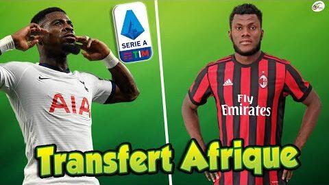 Aurier Vers Un Grand En Italie Franck Kessie Le Message De Son Agent Pour Psg Transfert Afrique G1Vlpjeh I4 Image
