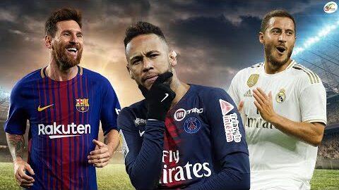 Avec Messi Et Hazard Sans Cr7 Neymar Devoile Les 5 Joueurs Plus Techniques Que Lui 36Mvdte9Gzw Image