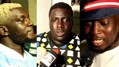 Aziz Ndiaye Taquine Bombardier Dans Les Coulisses Du Face A Face Avec Balla Gaye 2 Sa Thies Et 7Qurfy57Lna Image