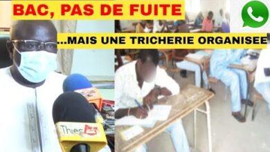 Bac A Pekesse Pas De Fuite Mais Une Tricherie Organisee Les Precisions De Lia De Thies Bwyswh8Kedc Image