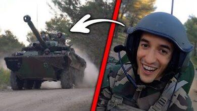 Bataille De Tank A La Legion Etrangere 5Ncclzqzrso Image
