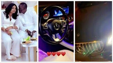 Baye Niass Nen Fini Jamais Avec Les Cadeaux Pour Sa Femme Mbathio Ndiaye Un Mercedes Class Bfnycwyzlxa Image
