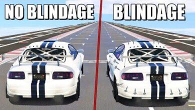 Blindage Vs No Blindage Test Vitesse Zvrjnkwyidm Image