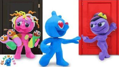 Blue A Abandonne Sa Femme Et Ses Enfants Pour Suivre Violet Clay Mixer French Sfcs2Bsvm3U Image